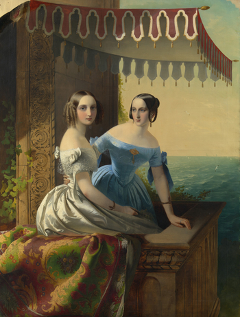 <p>Since the late nineteenth century, this portrait and&nbsp;its companion portrait of Alexandra Feodorovna, Empress of Russia (RCIN 408912),&nbsp;were thought to be copies by the Scottish artist Christina Robertson (1796&ndash;1854), after Carl&nbsp; Tim