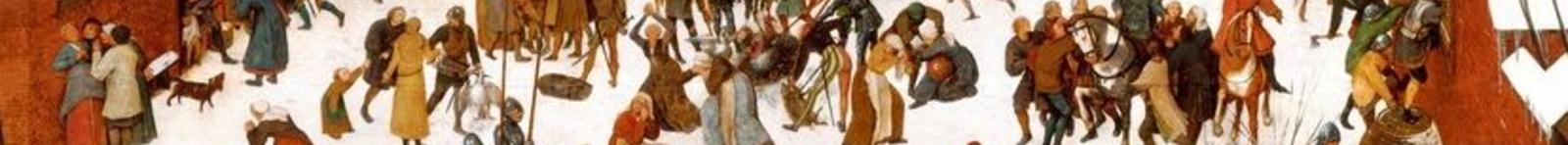 Pieter Brueghel the Elder, The Massacre of the Innocents, c.1565-7
