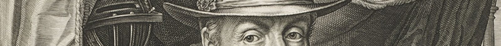 Detail from a portrait of William Prince of Orange
