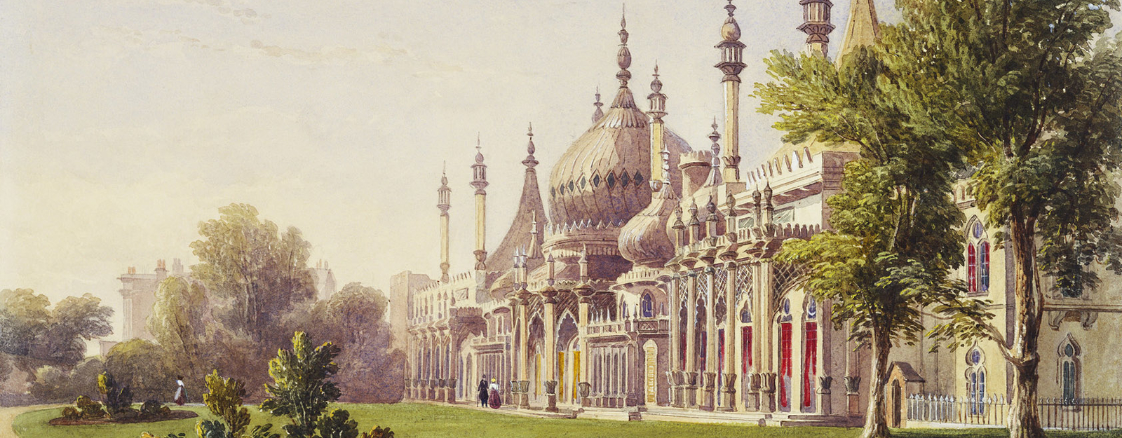 the royal pavilion essay John nash finished his expansion of the royal pavilion in brighton in 1822 a few years later, boulogne, on the other side of the channel, became an early beach resort: 'you will find whatever you are looking for there,' manet wrote to a friend.