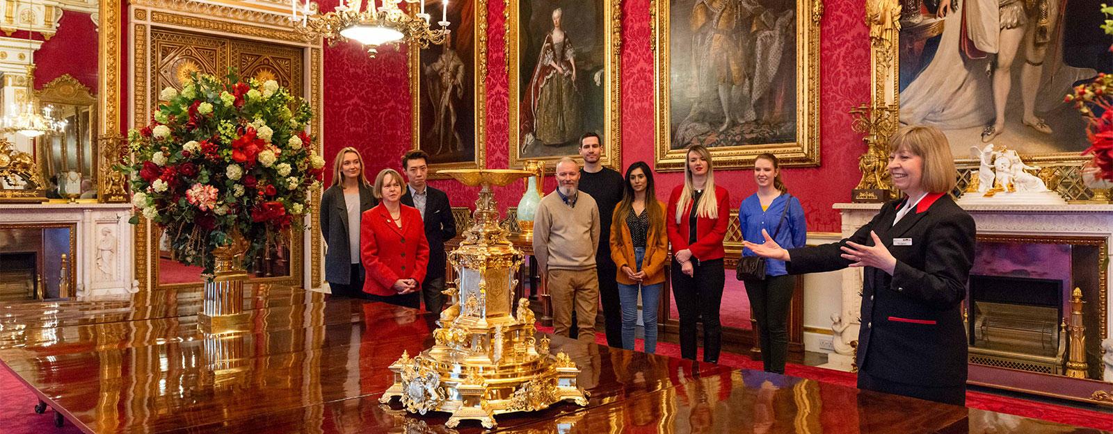Exclusive evening tour - Buckingham Palace