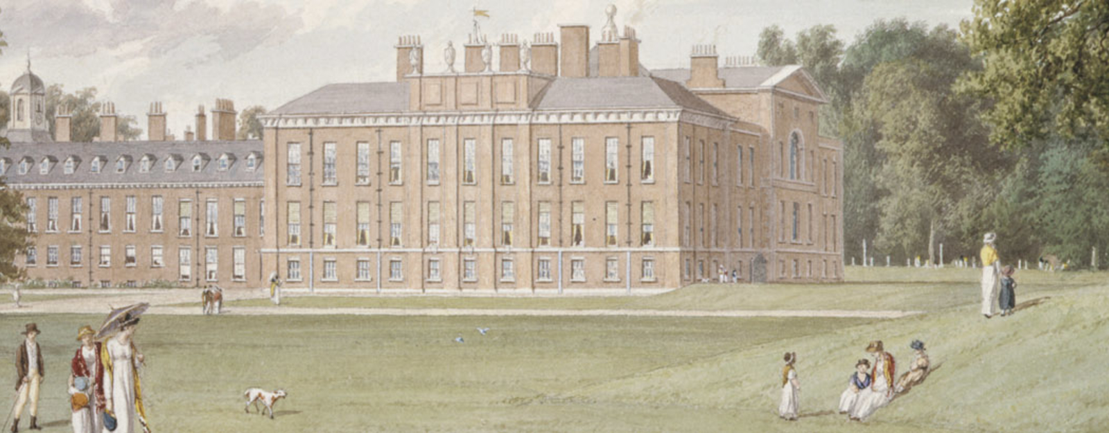 The royal collection at kensington palace for The kensington house