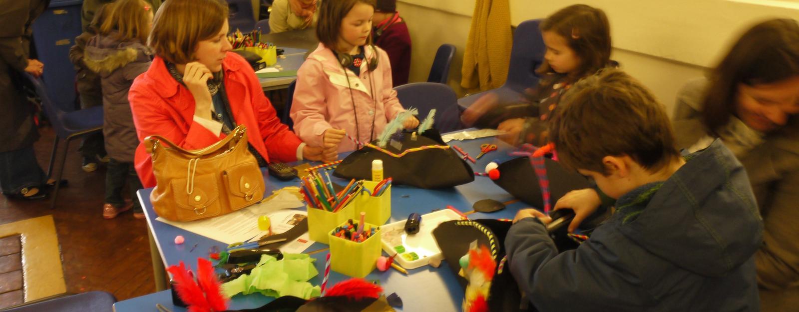 Family Activities at the Royal Mews