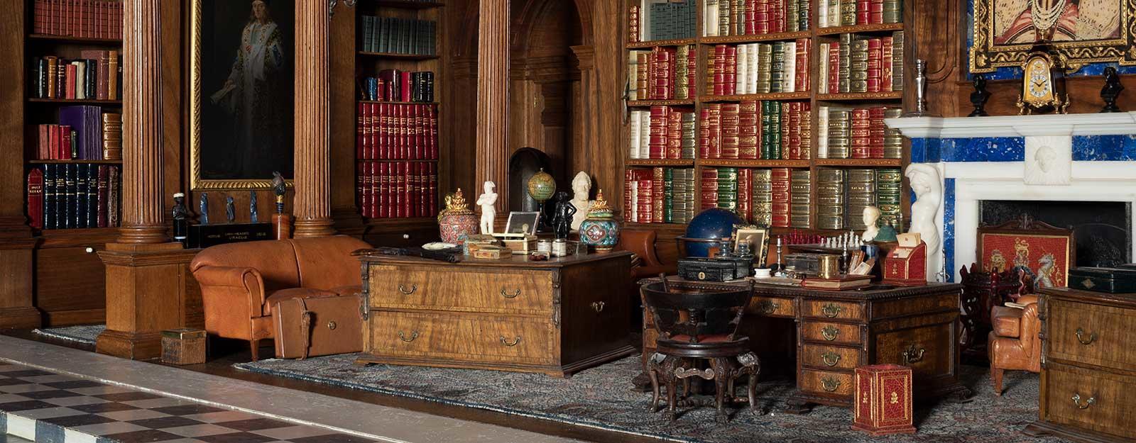 Dolls House desk