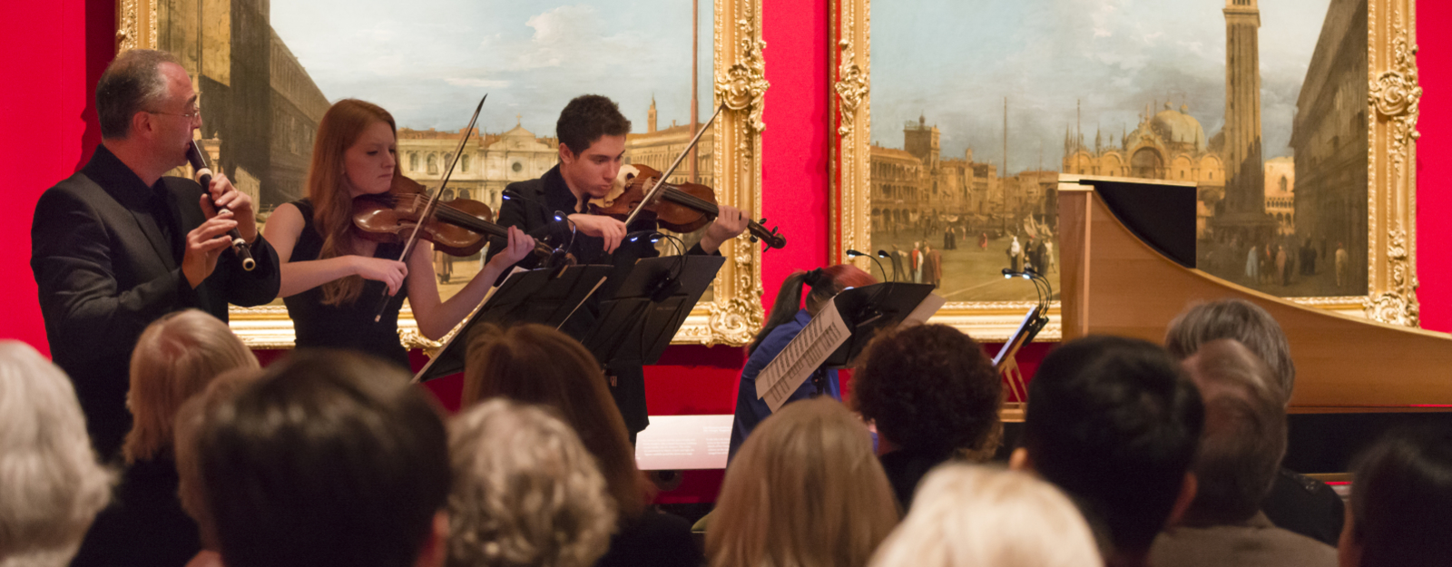 Royal College of Music students performing