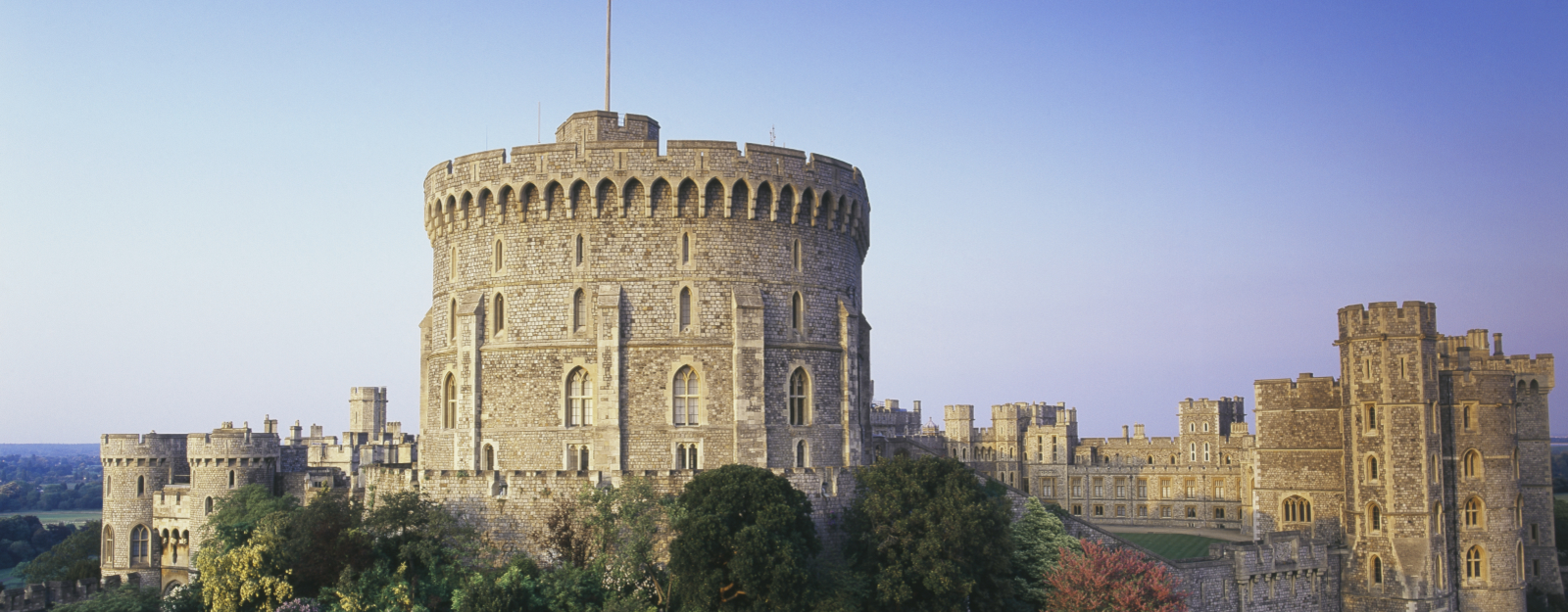 Round Tower at Windsor Castle