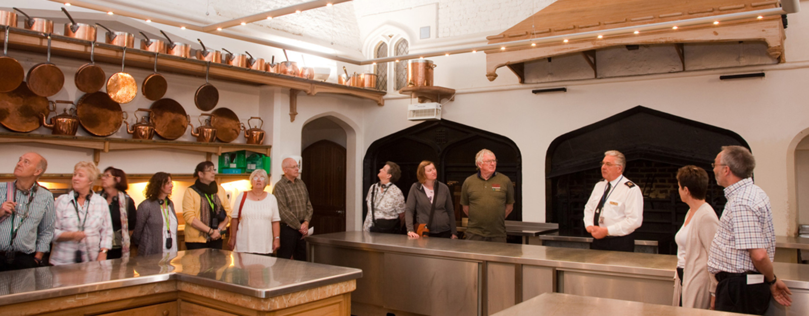Tour to the Great Kitchen