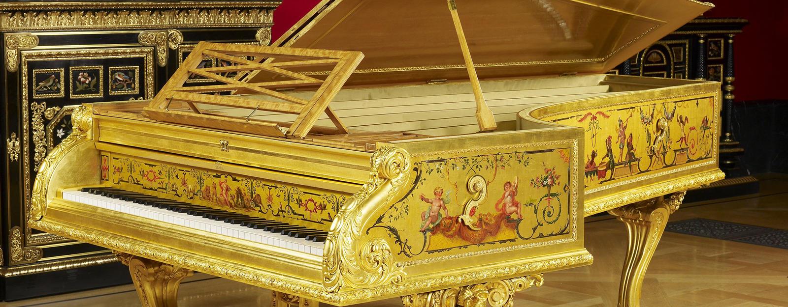 The Erard Piano