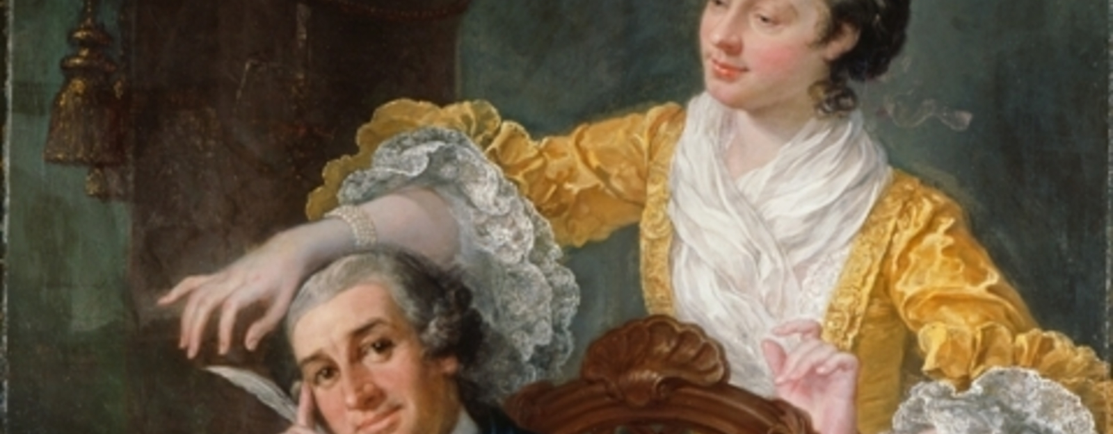 Hyperlink to lecture event 'The little-ingenious Garrick and the ingenious little Hogarth': Art and the Theatre 1714–1760'
