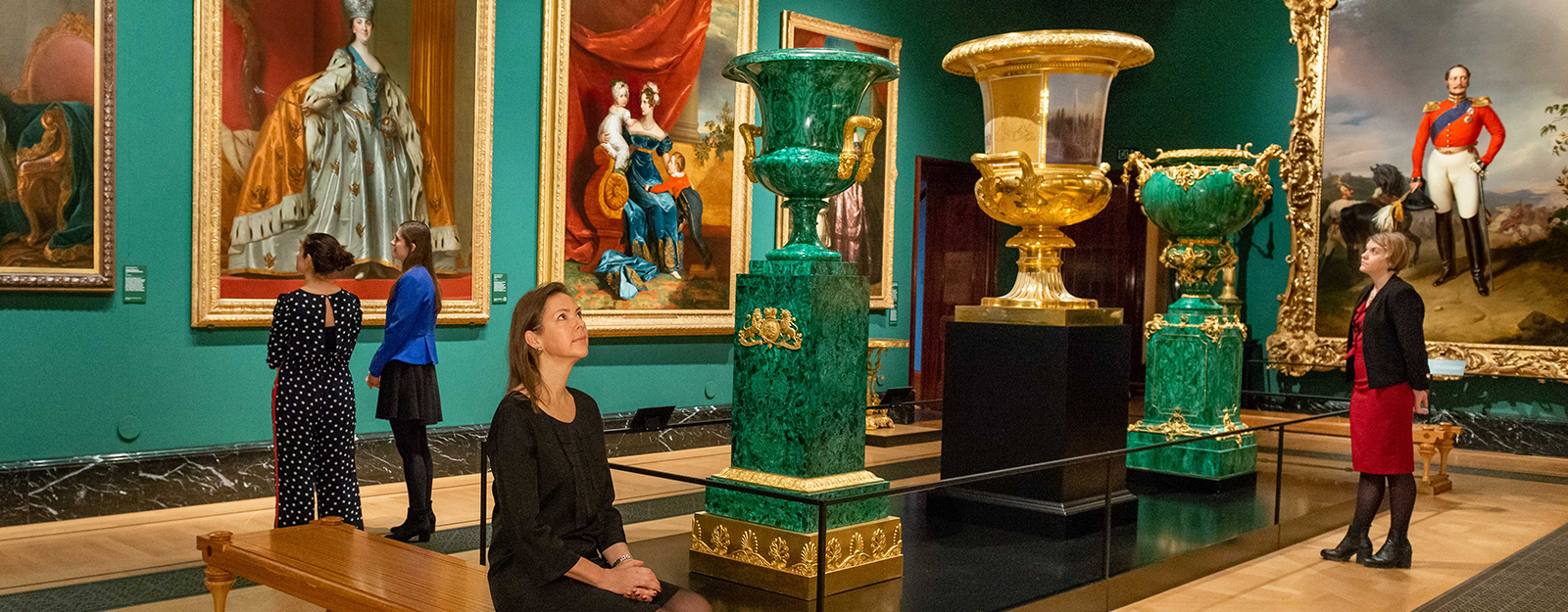 'Russia, Royalty & the Romanovs' at The Queen's Gallery