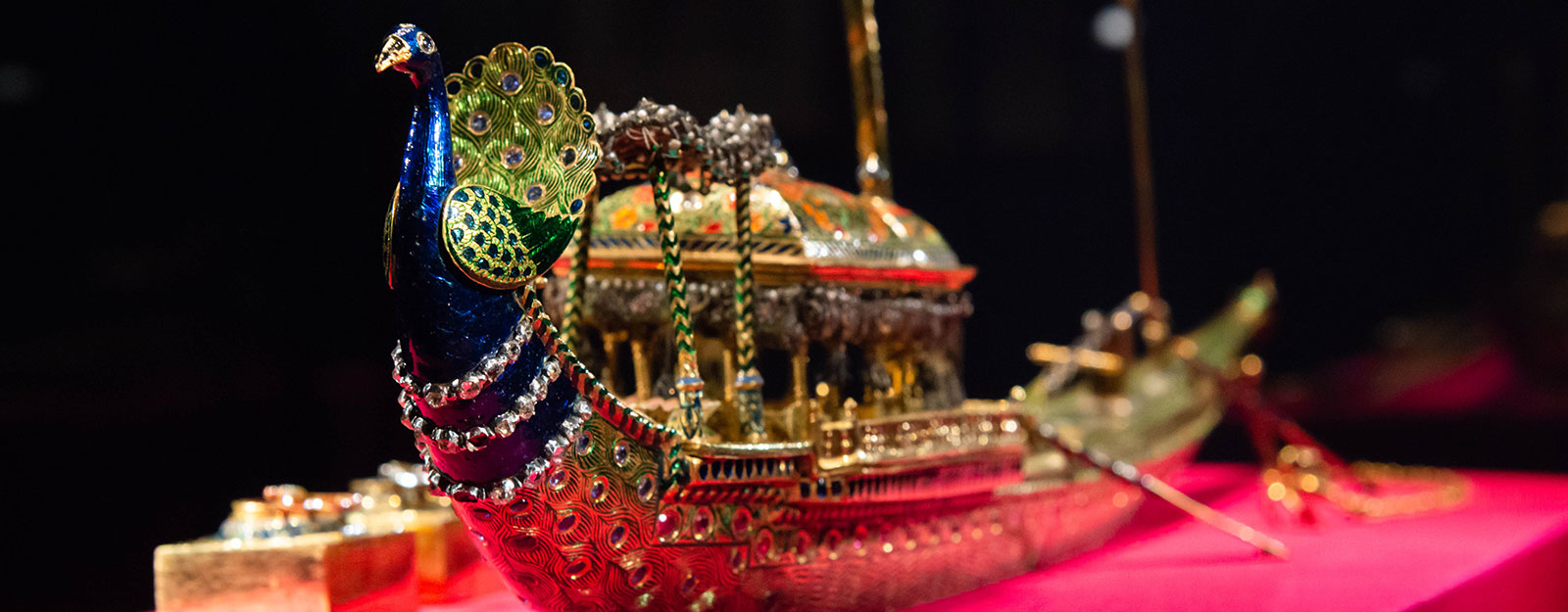 Splendours of the Subcontinent at The Queen's Gallery, Buckingham Palace
