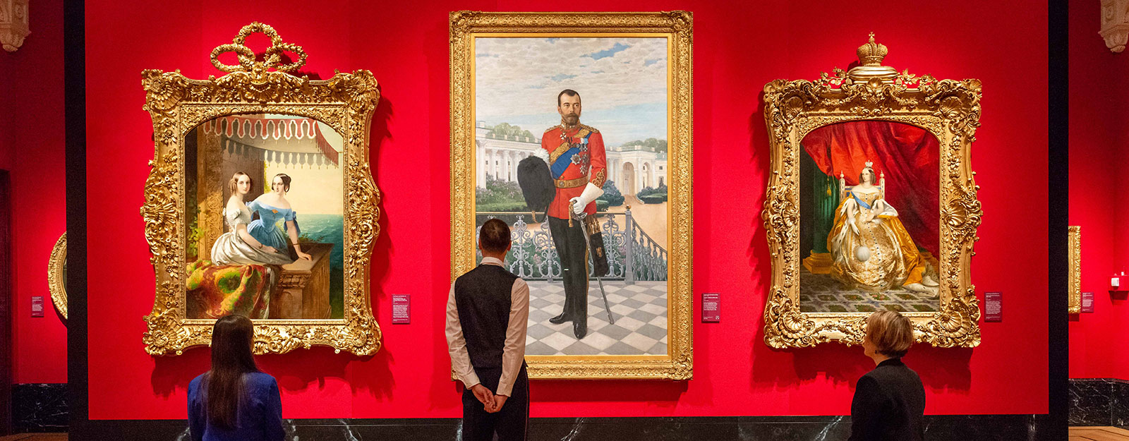 Russia, Royalty & the Romanovs at The Queen's Gallery