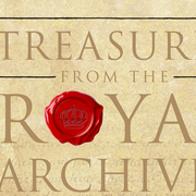 Treasures from the Royal Archives publication cover