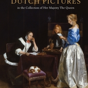 Book cover, Dutch Pictures in the Collection of Her Majesty The Queen