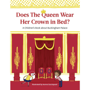 Does The Queen Wear Her Crown in Bed?