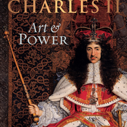 Book cover showing portrait of Charles II