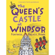 The Queen's Castle at Windsor book cover