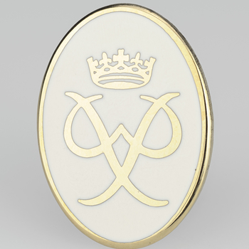 Master: Two Duke of Edinburgh Award gold badges