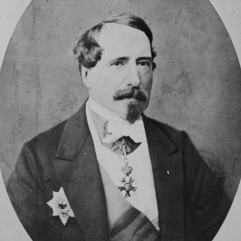 Étienne Carjat, Richard Seymour-Conway, 4th Marquess of Hertford, c. 1860. The Wallace Collection.