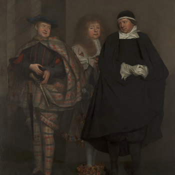 <p>The comic actor and playwright, John Lacy (c.1615&ndash;81), star performer at the Theatre Royal in the 1660s, was a particular favourite of the king. Born near Doncaster, he was apprenticed to the dancing master, John Ogilby, in 1631 and soon appeared