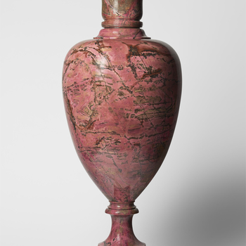 Vase and cover