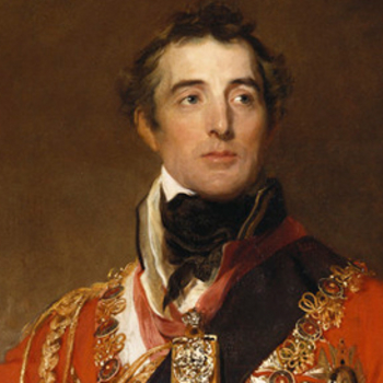 The Duke of Wellington after The Battle of Waterloo