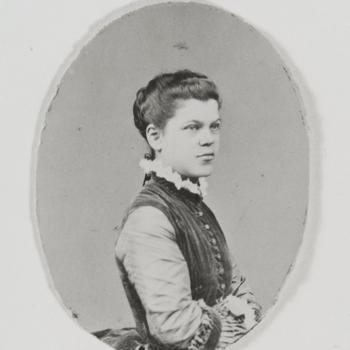 Alice de Rothschild, c. 1865. Waddesdon Manor (acc. no. 3819).