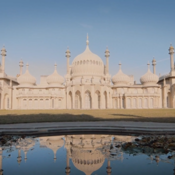 Royal Pavilion at Brighton