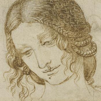 The head of Leda