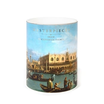 Box containing image of Canaletto view of Venice