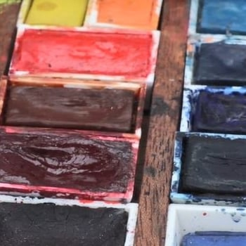 Paints and pigments