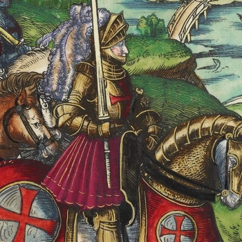 MAXIMILIAN I, author, MELCHIOR PFINZING, editor, The Dangerous adventures of the honourable, valorous and far-famed hero and knight, Sir Theuerdank, 1517