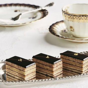 Gâteau Opéra from the 'Royal Teas' cookbook