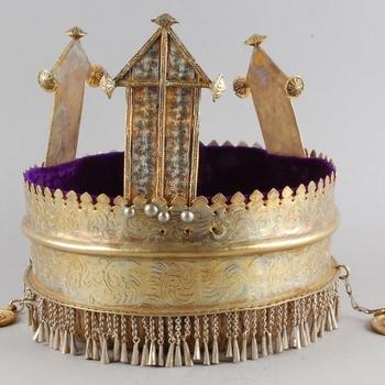 Ethiopian crown