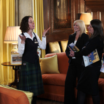 Exclusive Evening Tours at the Palace of Holyroodhouse