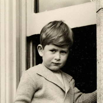 HRH Prince Charles plays at Balmoral