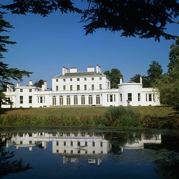West front of Frogmore House