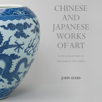 Cover for Volume 2 of  Chinese and Japanese Works of Art, showing a vase