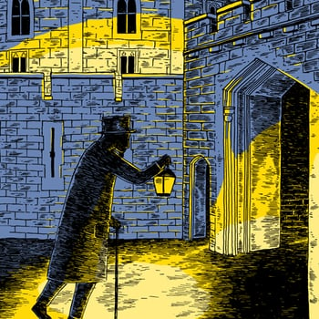 A Christmas Carol at Windsor Castle