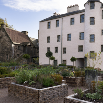 Abbey Strand and Physic Garden