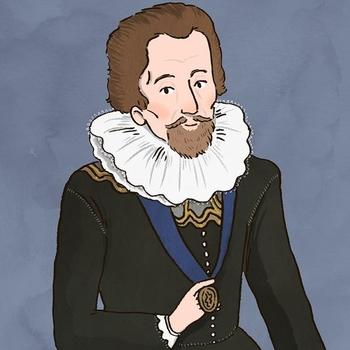 Illustration of James VI