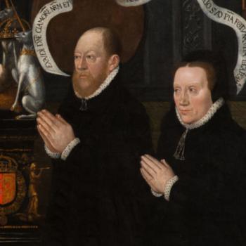 The Memorial of Lord Darnley