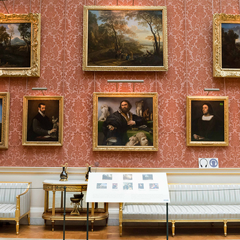 Picture Gallery, Buckingham Palace