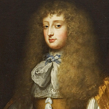 A painting by Huysmans of Francis Stuart, Duchess of Richmond (1647-1702)
