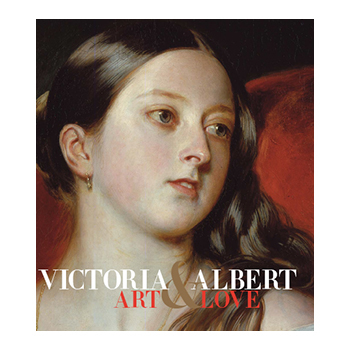 Cover for Victoria & Albert: Art & Love