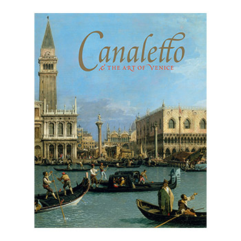 Cover for Canaletto
