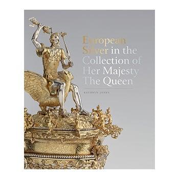 European Silver book cover