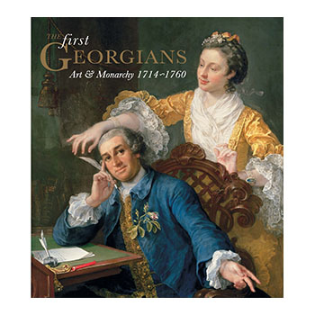 Cover for The First Georgians