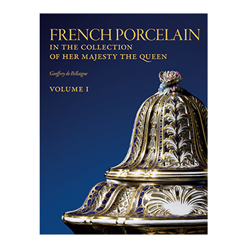 French Porcelain book cover