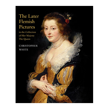 Later Flemish Pictures book cover
